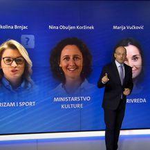 Najvjerojatniji ministri u novoj Vladi - 1