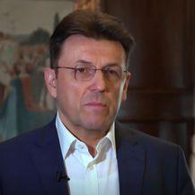 Luka Burilović, predsjednik Hrvatske gospodarske komore