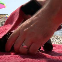 Više pljački na plaži - 3