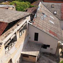Sisak: Zbog opasnosti od zaštićene zgrade u ruševnom stanju ne mogu živjeti u svojim domovima - 4