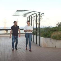 In Magazin u Monaku: Anica i Robert Kovač - 1