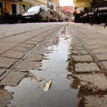 Fekalije u centru Zagreba - 1