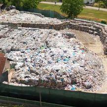 Odlagalište otpada u Samoboru - 1
