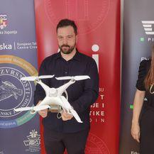Predstavljanje Drone Pilot Academyja na FOI-ju - 4
