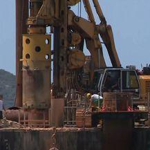 Gradilište pristaništa na Kaprijama - 3