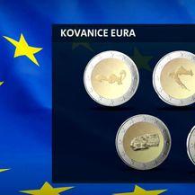 Hrvatski simboli na eurokovanicama - 4