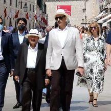 Faisal bin Qassim Al-Thani u Dubrovniku