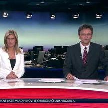 Anita Martinović o susretu u Dalju (Video: Dnevnik Nove TV)