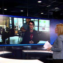 Marko Balen uživo u stožeru SDP-a (Video: Specijal Nove TV)