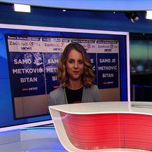Paula Klaić Saulačić uživo iz Metkovića (Video: Dnevnik Nove TV)