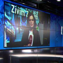 Josipa Krajinović iz stožera Milana Bandića (Video: Dnevnik Nove TV)