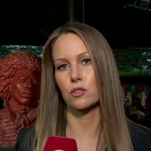 Barbara Štrbac i Anka Mrak Taritaš (Video: Dnevnik Nove TV)