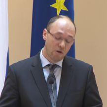 Stier podnio ostavku (Video: Dnevnik.hr)