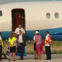 Martina Hingis stigla na Bol (VIDEO: IN magazin)