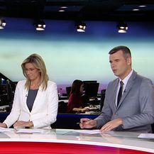 Gošća Dnevnika Marijana Petir (Video: Dnevnik Nove TV)