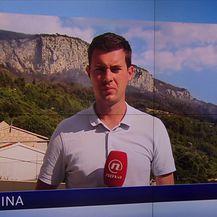Mario Jurič uživo iz Makarske (Video: Vijesti u 17h)