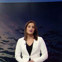Vremenska prognoza za 19.06.2017. (Video: Dnevnik Nove TV)