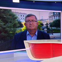Obersnel o vođenju Rijeke bez većine u Vijeću (Video: Dnevnik Nove TV)