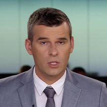 Postavljanje spomen - ploče Juri Francetiću (Video: Dnevnik Nove TV)