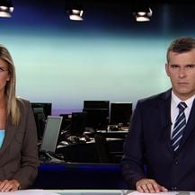 Veliki požar kod Drniša (Video: Dnevnik Nove TV)