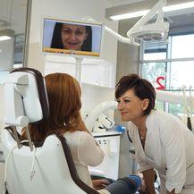 Mirela s dr. med. dent. Majom Jagodić-Štimac