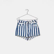 Bershka, prugaste kratke hlače, 189,90 kn