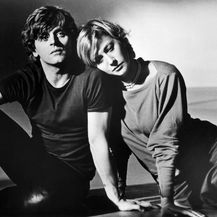 Mikhail Baryshnikov s Helen Mirren, partnericom u filmu White Nights