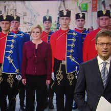 Ured Predsjednice izmješten u Osijek (Video: Vijesti u 17h)