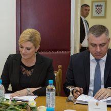 Kolinda Grabar-Kitarović u Osijeku (Foto: Dubravka Petric/PIXSELL)