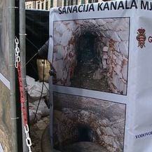 Zapelo čišćenje kanalizacije ispod Straduna (Foto: Dnevnik.hr) - 3