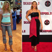 Blake Lively - 2005. dodjela nagrada Kids Choice Awards i 2018. projekcija filma Deadpool 2