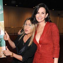 Courteney Cox i Jennifer Aniston (Foto: Getty Images)