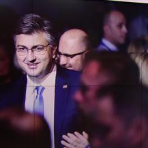 Andrija Jarak s Predsjedništva HDZ-a (Video: Vijesti u 17h)