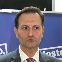 Kovač o smjeni s mjesta međunarodnog tajnika HDZ-a (Video: Dnevnik.hr)