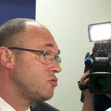 Stier o smjeni s mjesta političkog tajnika HDZ-a (Video: Dnevnik.hr)