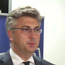 Plenković potvrdio: Stier i Kovač su smijenjeni s mjesta tajnika HDZ-a (Video: Dnevnik.hr)