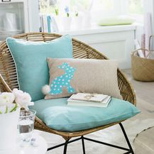 Tirkizna boja u uređenju interijera djeluje svježe, opuštajuće i jako lijepo - 10