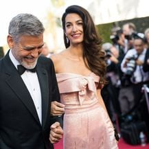 Amal Clooney, George Clooney (FOTO: Getty)