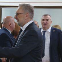 Dražen Jelenić i Davor Božinović (Foto: Dnevnik.hr)