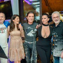 Mladen Grdović, Nina Donelli, Jasmin Stavros, Nives Celzijus, Zlatko Pejaković (FOTO: Mario Draušnik)