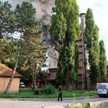 Požar u Zagrebu (Foto: Marino Grgurev)