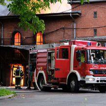 Veliki požar u Zagrebu (Foto: Marino Grgurev) - 2