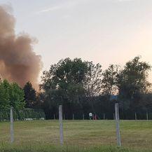 Požar na Jankomiru (Video: Dnevnik.hr)