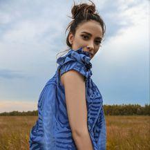 Kolekcija za ljeto lepršavih i romantičnih haljina Lilith by Katarina Baban - 3