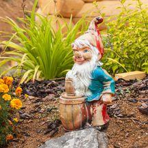 Patuljak je najslađi ukras vrta