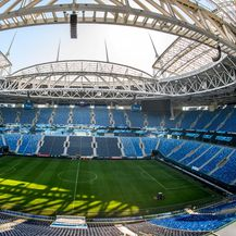 Stadion Krestovskij (Foto: AFP)
