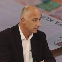 Ivan Vrdoljak u Dnevniku Nove TV razgovarao sa Sabinom Tandarom Knezović (Foto: Dnevnik.hr) - 1