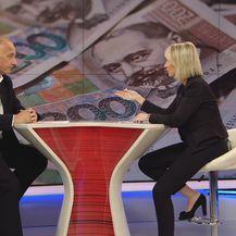 Ivan Vrdoljak u Dnevniku Nove TV razgovarao sa Sabinom Tandarom Knezović (Foto: Dnevnik.hr) - 2