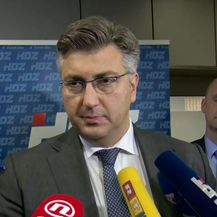 Andrej Plenković (Foto: Dnevnik Nove TV)