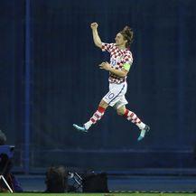 Luka Modrić (Foto: Goran Stanzl/PIXSELL)